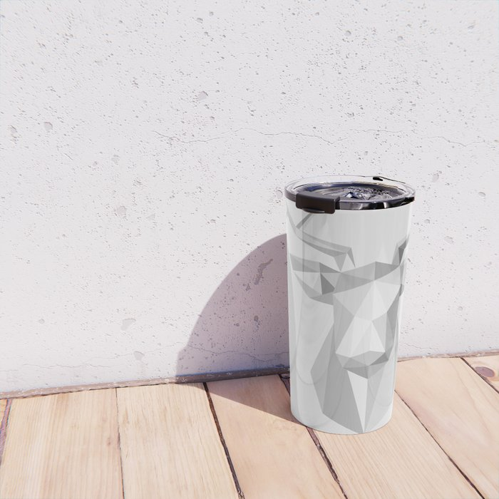 Stag Travel Mug