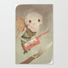 Little Guy Canvas Print