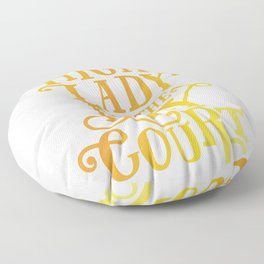High Lady Day Court - ACOTAR Floor Pillow