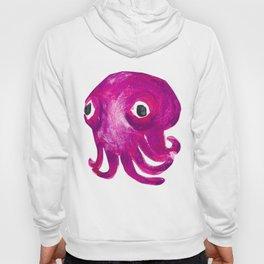 Stubby Squid! Rossia pacifica! Hoody