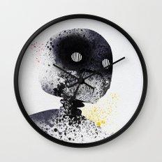 Security Droid Kay-Tu Wall Clock