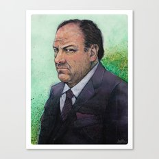 TONY  Canvas Print