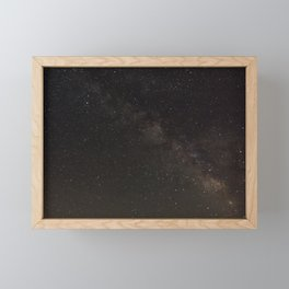 Milky Way Framed Mini Art Print