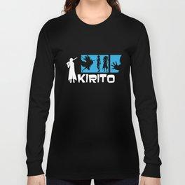 Kirito Long Sleeve T-shirt