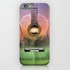 GUITAR MUSIC  Slim Case iPhone 6
