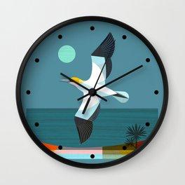 gannet clock Wall Clock
