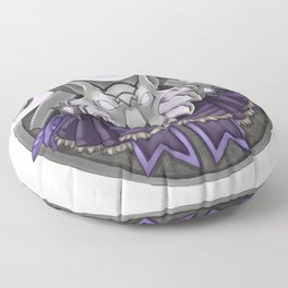 Light crest Floor Pillow
