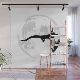 Falkor Moon Wall Mural