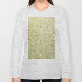Gold Glam Long Sleeve T-shirt