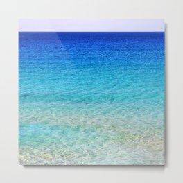 Calm Waters 2 Metal Print