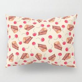 cherries & cakes-cornsilk Pillow Sham