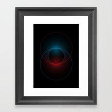 Eye of the Horizon Framed Art Print