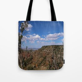 Grand Canyon View From Navajo Point Tote Bag