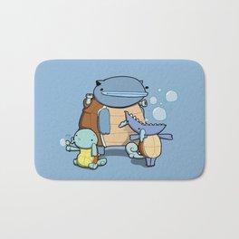 Pokémon - Number 7, 8 & 9 Bath Mat