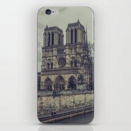 Notre Dame 1 iPhone Skin