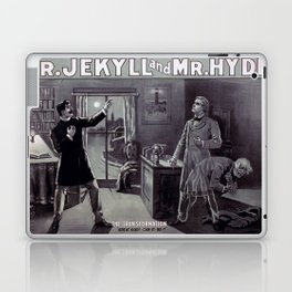 Dr. Jekyll and Mr. Hyde Laptop & iPad Skin