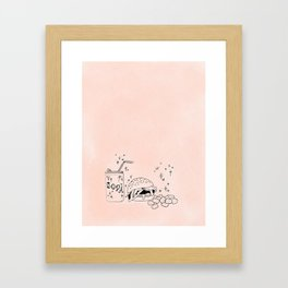 Favorites Framed Art Print