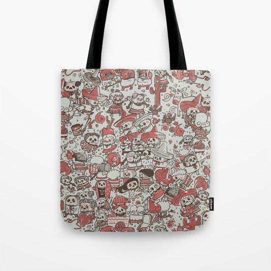 La Fiesta Tote Bag