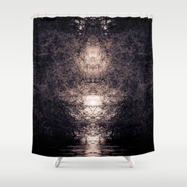 The Chalice Shower Curtain