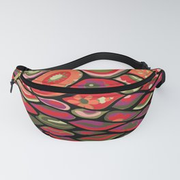 70s psychedelic Fanny Pack