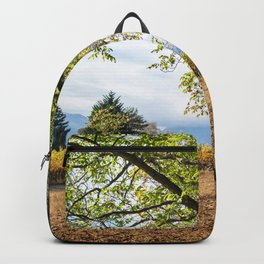 Oak And Grapevines Backpack