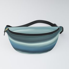 Abstract Waves ICM Fanny Pack