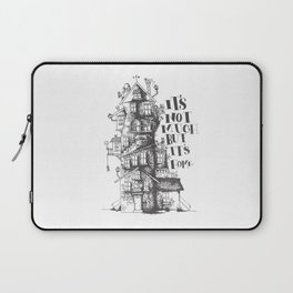 a humble residence Laptop Sleeve