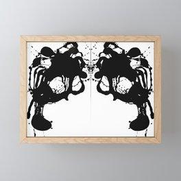 UNTITLED 2 (2017) Framed Mini Art Print