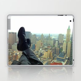 New York Office View Laptop & iPad Skin