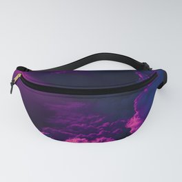 Vaporwave In The Clouds Fanny Pack