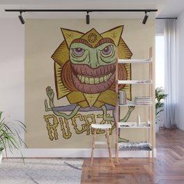 R U CRZY? Wall Mural