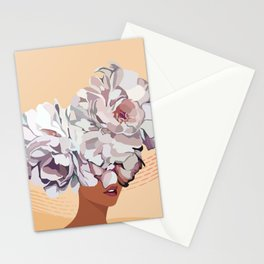No Flower Boy Stationery Cards