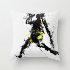 Anti gravity Throw Pillow