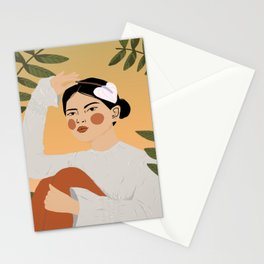 Sunset madness Stationery Cards