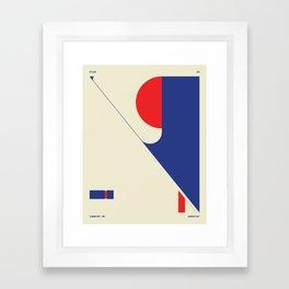 La Havana — City Series Framed Art Print