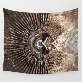 Geometric Art - WITHERED Wall Tapestry