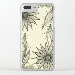 I Dream of Daisy Clear iPhone Case