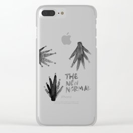 The New Normal Clear iPhone Case