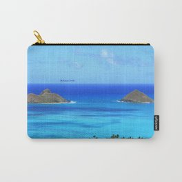 Lost In Paradise Carry-All Pouch