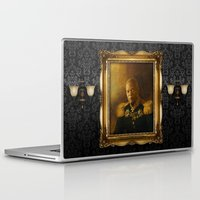 replaceface Laptop & iPad Skins featuring Samuel L. Jackson - replaceface by replaceface