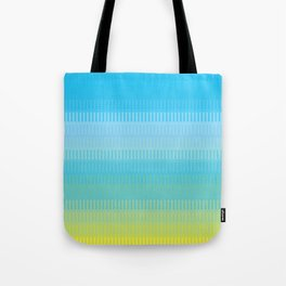 BitFade.01 Tote Bag