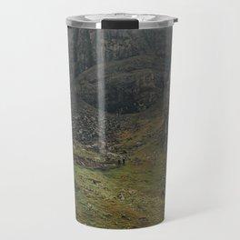 Mountain Fortress Travel Mug