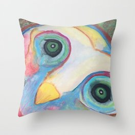 """Owl"" Throw Pillow"