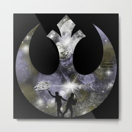 Rise of The Alliance Metal Print
