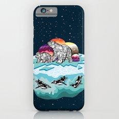 Polar Bears iPhone 6 Slim Case