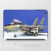 airplane iPad Cases featuring airplane by Bitifoto