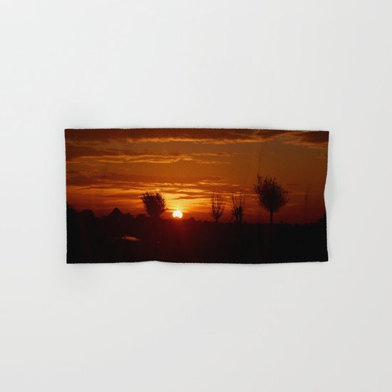 City Sunlight Hand & Bath Towel