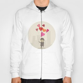 The Love Balloons Hoody
