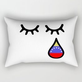 Oscar Perez Hero Venezuela Rectangular Pillow