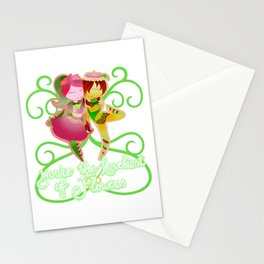 The loveliest flower Stationery Cards